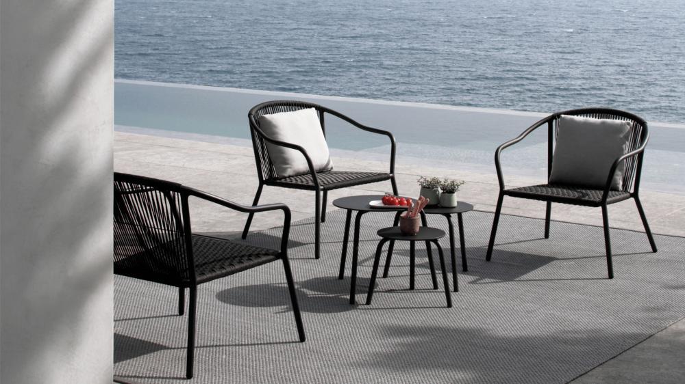 Samba Low Chair
